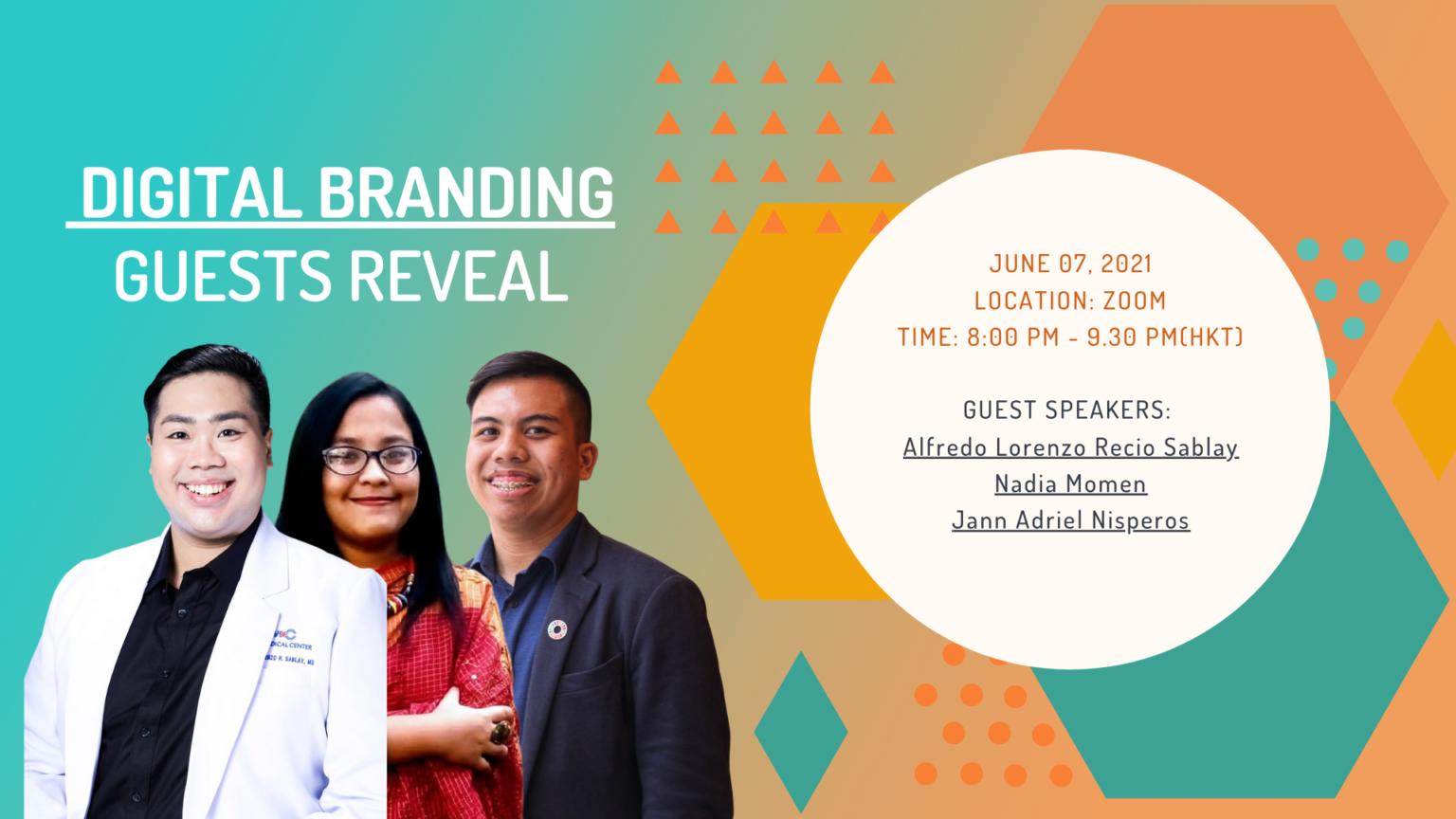 Digital Branding Workshop